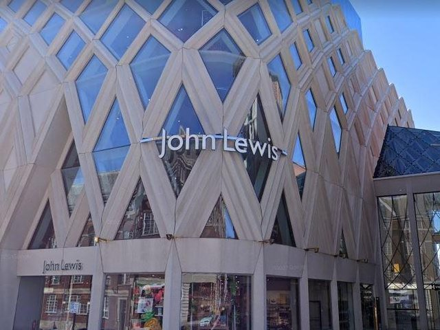 The John Lewis store in Victoria Gate will reopen from April 12, subject to Government guidance