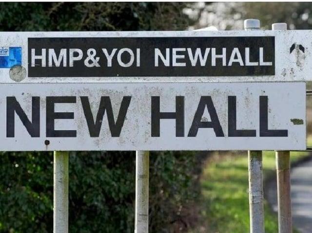 HMP New Hall