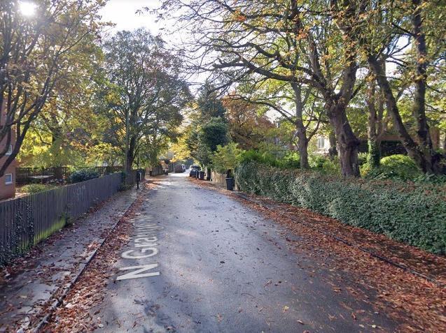 North Grange Road, Headingley