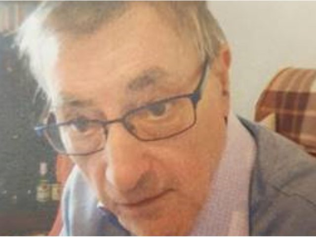 Leslie Philpott, 76, has been reported missing from his home in Ilkley on Wednesday morning (March 24).