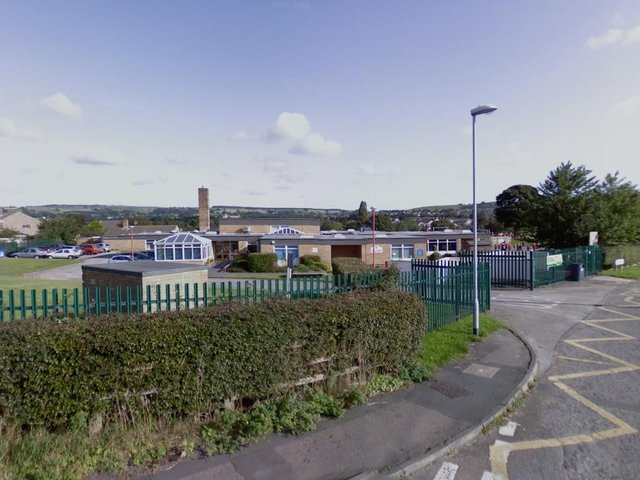 Yeadon Westfield Infant School (photo: Google).