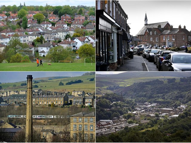 Seven towns, cities and suburbs in Yorkshire have been voted as some of the top places to live in the The Sunday Times Best Places to Live 2021 guide.