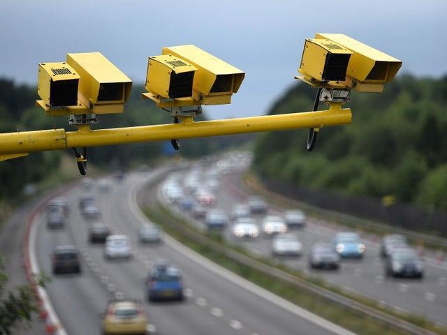 Speed cameras (photo: PA)