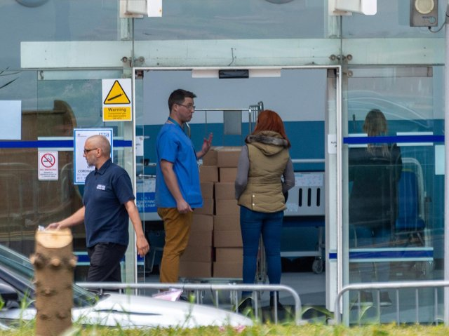 No new Covid deaths recorded in Leeds hospitals