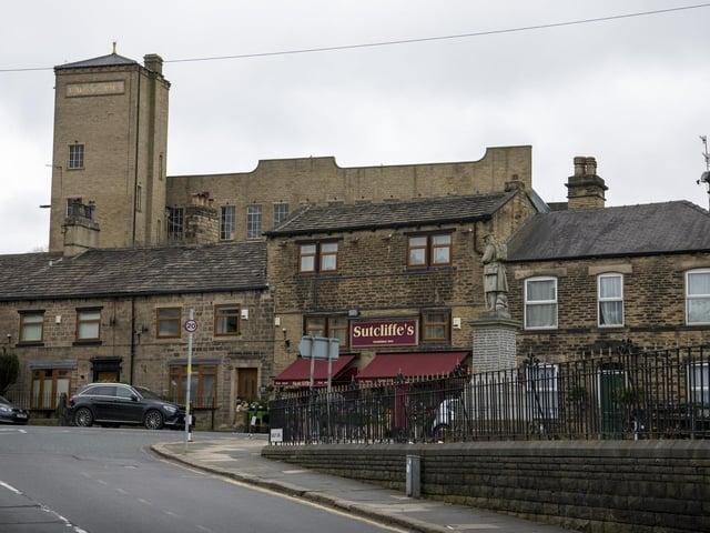 A view of Town Street in Farsley. Photo: Tony Johnson