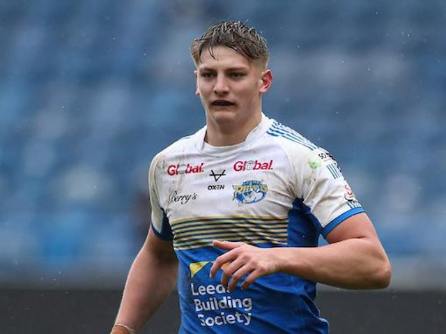 Sam Walters is included in Rhinos' initial squad. Picture by Paul Currie/SWpix.com.