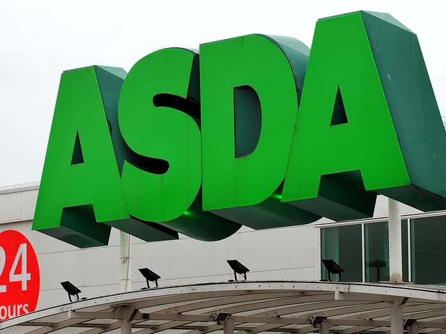 Asda decision is due today.
