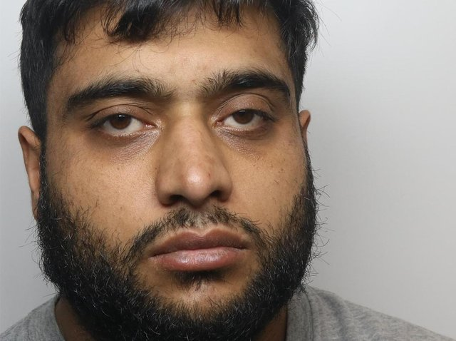 Mohammed Fike Butt is facing a life sentence after pleading guilty to the murder of Jason Llanwarne.