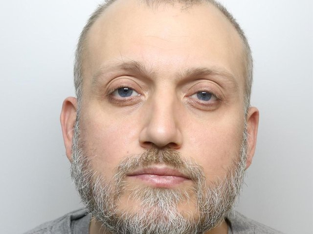 Burglar William Webb was jailed for two years and 11 months.