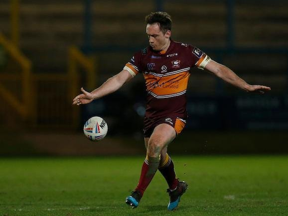 Tom Gilmore will be a dangerman for Batley against Featherstone. Picture by Ed Sykes/SWpix.com.