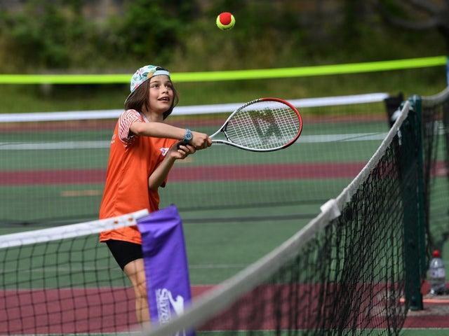 Bookings of tennis courts in Leeds up 500% in one year ahead of lockdown easing
