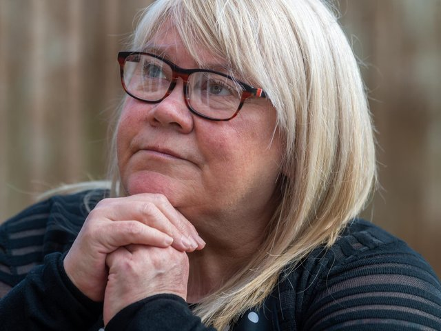 Lorraine Wilby was told in June that she had nine months to live, after a diagnosis of a rare form of eye cancer which has spread to her liver