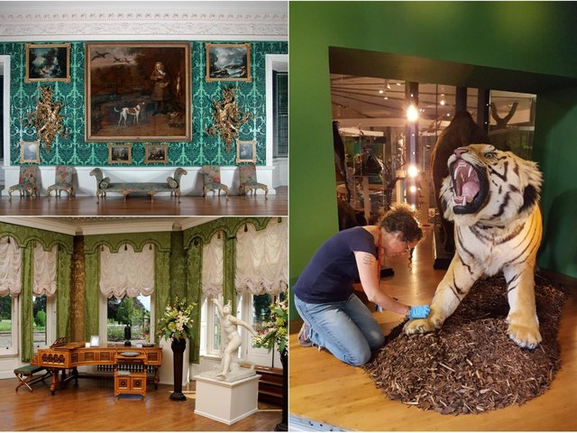 Are these the toughest cleaning jobs in Leeds? PIC: Leeds Museums and Galleries