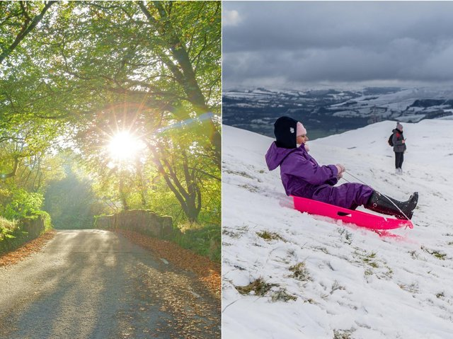 Will it snow in Leeds this week? Why sunshine could give way to a freezing blast