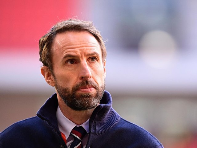 PLEASED: England boss Gareth Southgate. Photo by Mattia Ozbot/Getty Images.