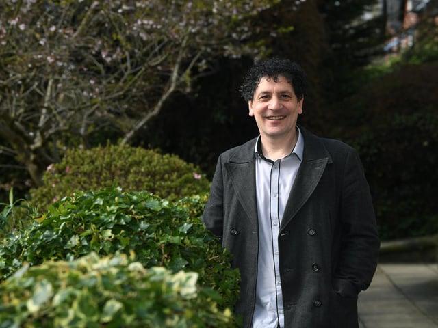 Pete Hughes, chief executive of Leeds Autism Services.  Photo: Jonathan Gawthorpe