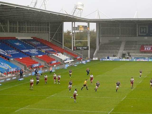 TW Stadium holds happy Cup memories for Rhinos weho won there against Wigan in last year's sermi-final. Picture by Ed Sykes/SWpix.com.