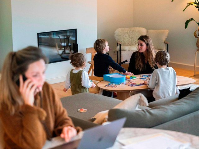 Brexit has made it more difficult for European au pairs to live and work in Leeds. Picture: Getty Images