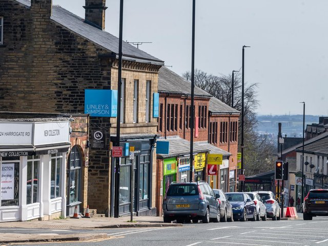 Chapel Allerton has been named as one of the best places to live in the UK. Photo: James Hardisty
