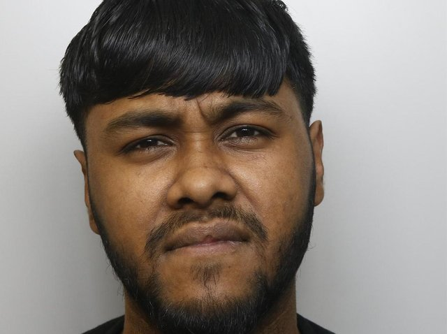 Leeds drug dealer Mohammed Mussadik was jailed for 27 months.