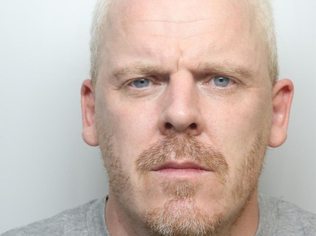 Sean Gardiner was given an extended prison sentence of six years, nine months.
