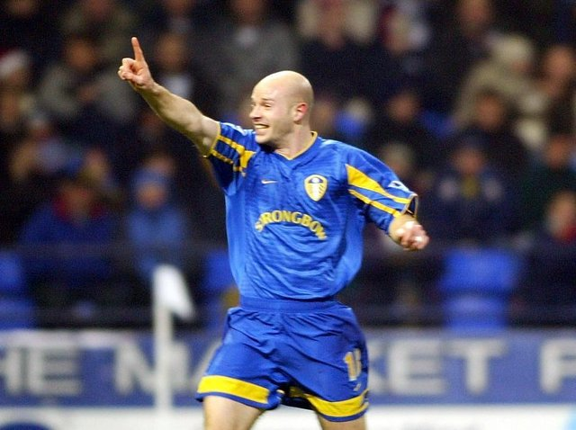 Enjoy these photo memories of Danny Mills in action for Leeds United. PIC: Getty