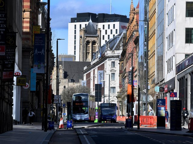 Our city centre is waiting - now it's up to you