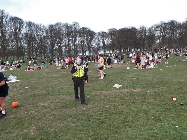 Leeds News Live: Almost six tonnes of litter removed from Woodhouse Moor on Tuesday | Living wage increase for Leeds workers