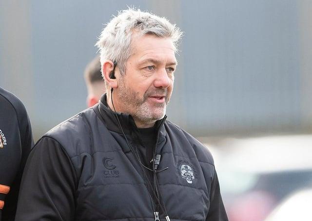 Castleford Tigers head coach, Daryl Powell. Picture: Allan McKenzie/SWpix.com.