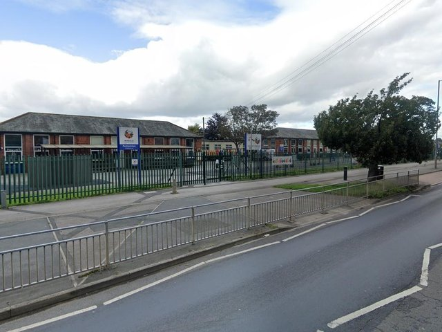 An investigation has been launched after youths reportedly killed six chickens after breaking into a Middleton Park Primary School. Photo: Google.