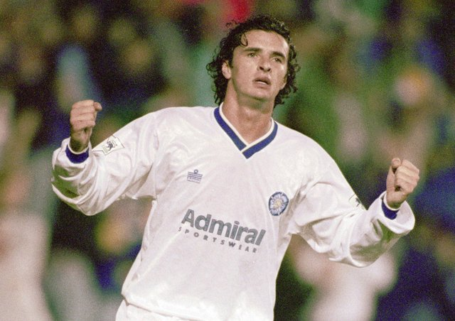 This year marks the 10th anniversary of the death of the much loved Gary Speed. Picture: Mike Hewitt/Allsport/Getty Images