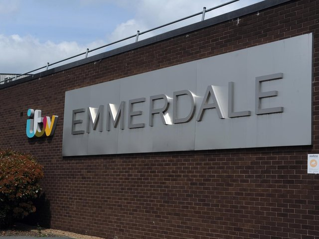 A major character was killed off during explosive scenes in Emmerdale.