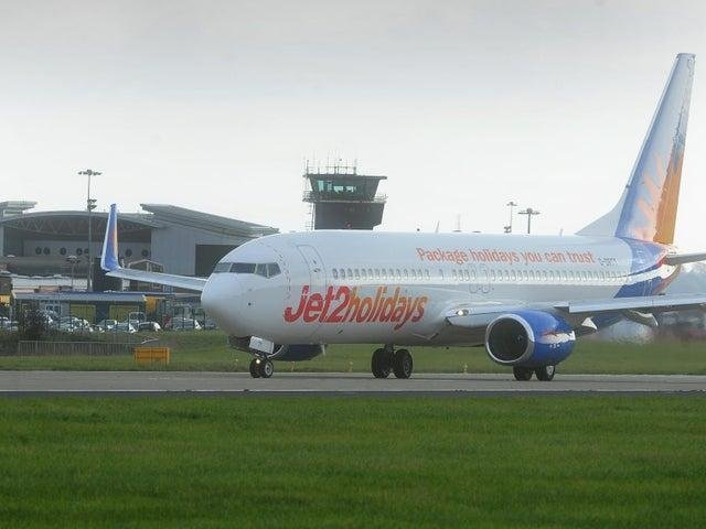 Chief executive of Jet2.com Stephen Heapy has put his name to the letter sent to the Prime Minister