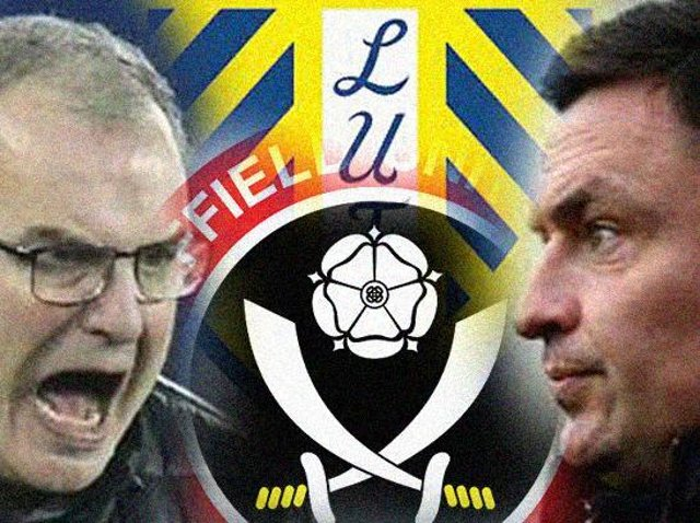 Leeds United take on Sheffield United in the Premier League at Elland Road.