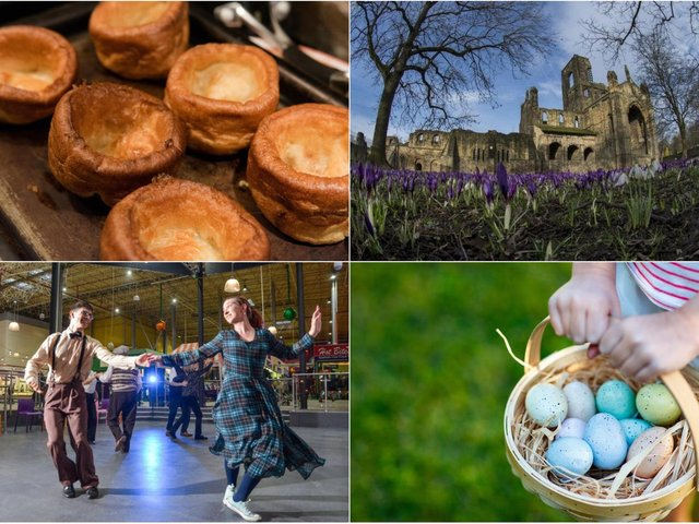 From Yorkshire puddings to dancing, there's something for everyone to do this weekend in Leeds.