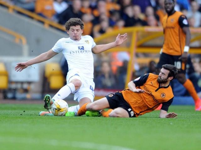 Leeds United midfielder Kalvin Phillips. Pic: Simon Hulme