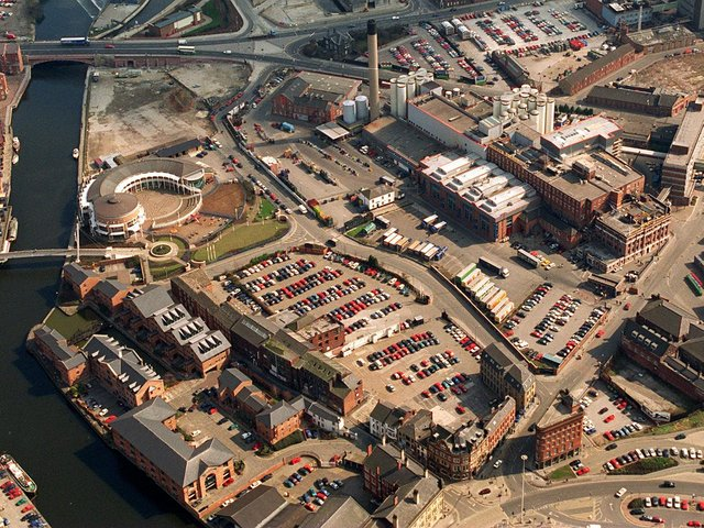 Enjoy this bird's eye view from around Leeds. How many landmarks do you recognise? PICS: Peter Thacker