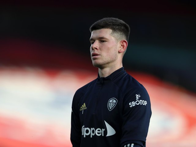 NEXT STEP - Keeping hold of players like Illan Meslier will be key for Leeds United, says ex Whites defender Dominic Matteo. Pic: Getty