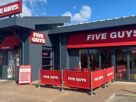 Five Guys announces reopening date for outside dining at stores in Leeds