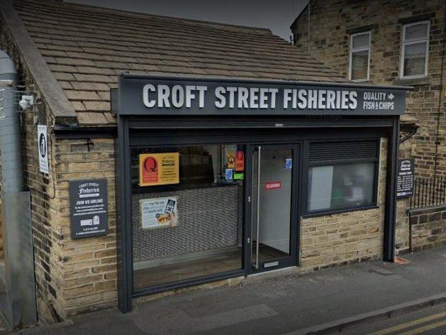 A fish and chip shop in Farsley has been named as one of the best in the UK by judges.