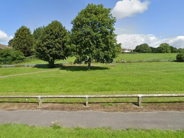 Rein Park in Seacroft could soon be home to a new BMX pump track. (Pic: Google maps)