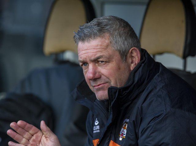 Daryl Powell. Picture by Tony Johnson.