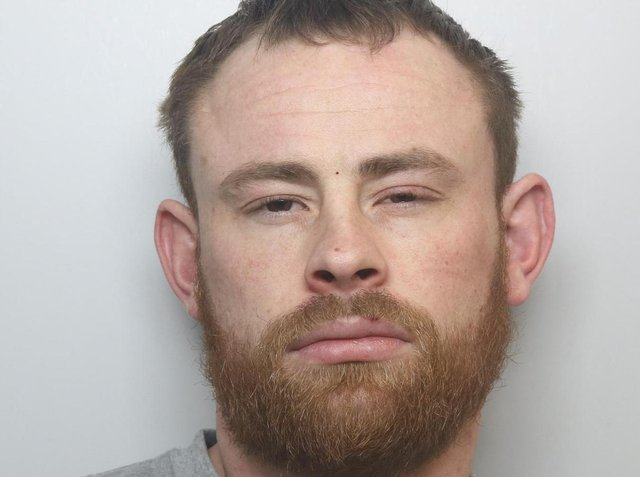 Nicholas Dodsworth was jailed for 21 months