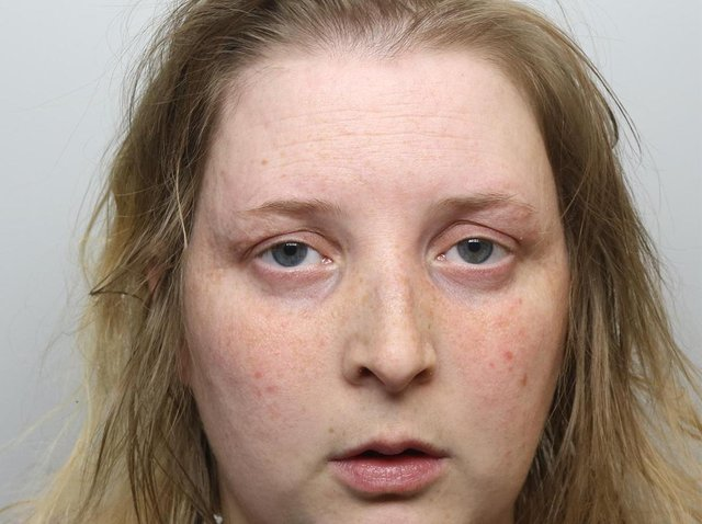 Stacey Gibson sent death threats to six members of staff at a nursery in Leeds