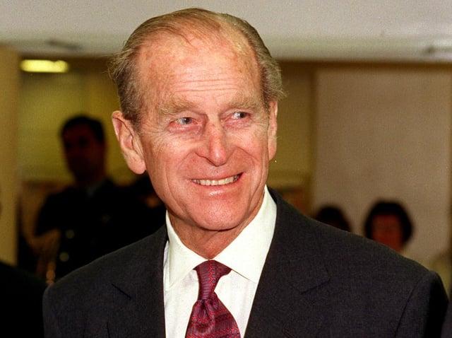 Enjoy these photo memories of Prince Philip, Duke of Edinburgh, in Yorkshire. PIC: Steve Race