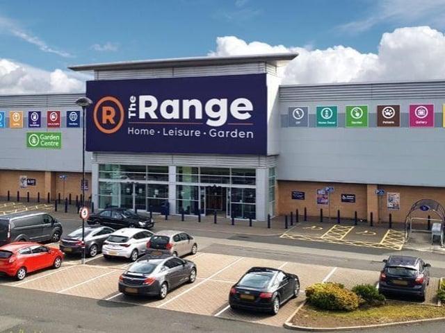 The Range in Leeds