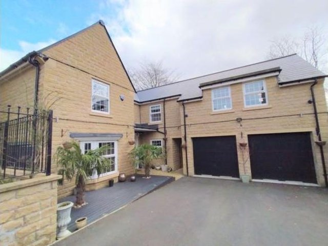 Take a look inside this family home on the market in Adel, Leeds.