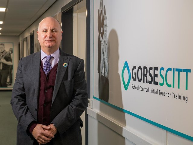 Stephen McKenzie, principal of the GORSE teacher training provision says new ways of working will benefit education.