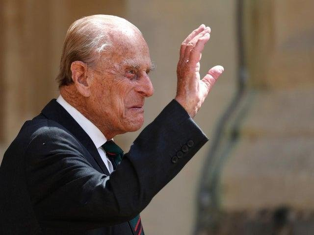 Prince Philip died age 99