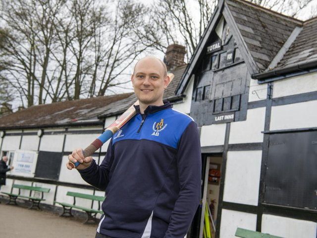 A cricket club are celebrating the incredible generosity of the Calverley community after more than £12,000 was raised to help renovate their clubhouse.
